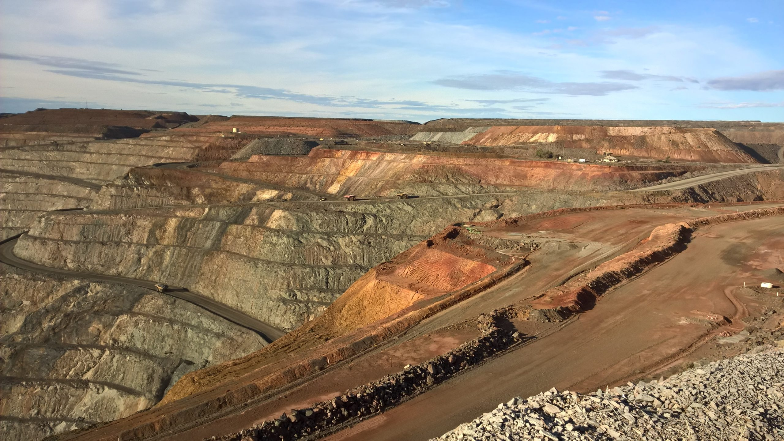 Goldfields with Greg Pearce & Alpha Travel